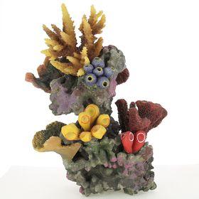 Композиция из кораллов пластиковая 28x22,5x38см (SH9505)