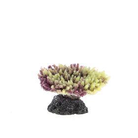 Коралл пластиковый (мягкий) желтый 7,5x6,5x3,6см (MA114Y)