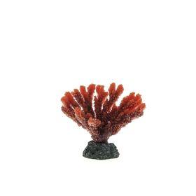 Коралл пластиковый (мягкий) коричневый 9,5x5,8x7см (MA108PU)