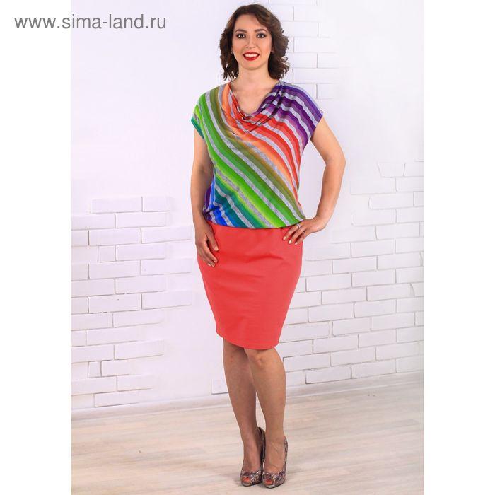 Платье женское, размер 52 856