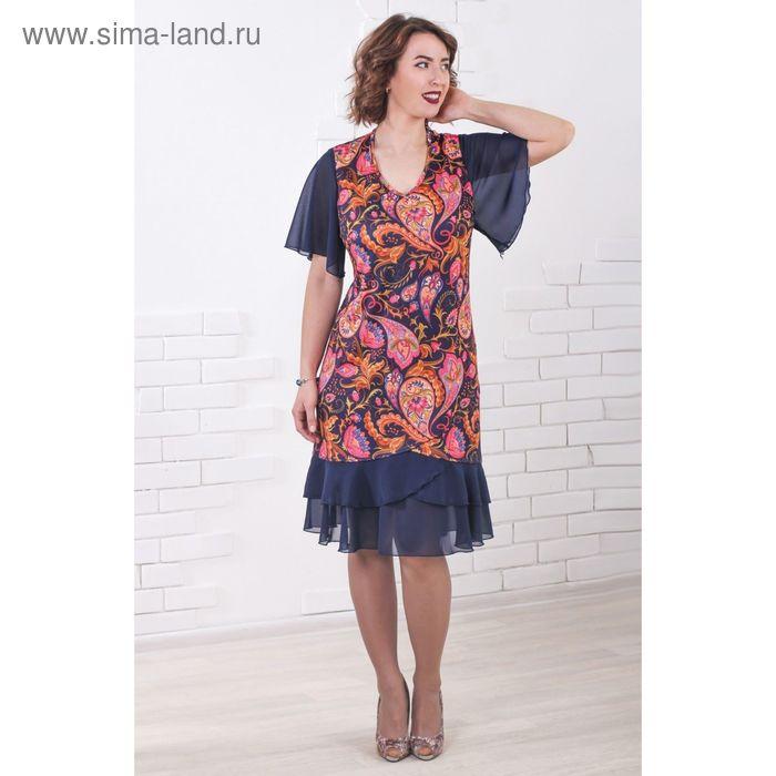 Платье женское, размер 50 826
