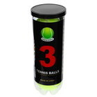 Ball for tennis WERKON 969, with pressure (set 3 PCs)