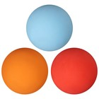 Ball for tennis (set 3 PCs) mix color