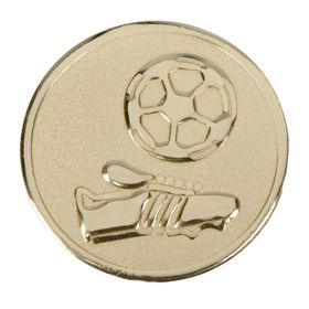 Жетон для медали 'Футбол' золото Ош