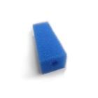 Губка фильтрующая пенополиуритановая 140х45х45мм PPI 30 синяя