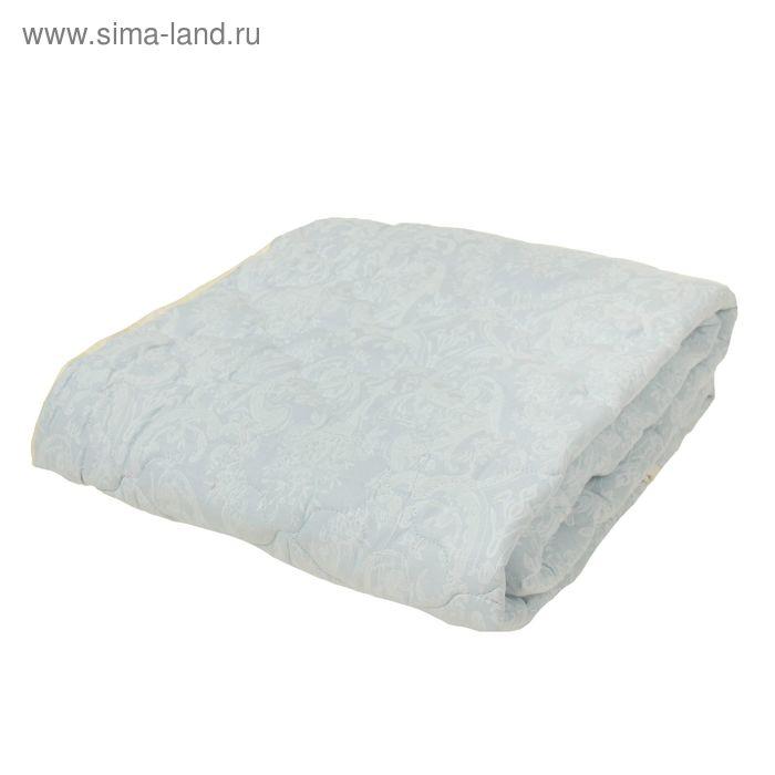Наматрасник 200х180 см, овечья шерсть, хлопок термоскрепленный