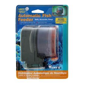 Кормушка для рыб автоматическая