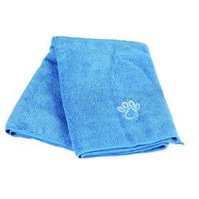 Полотенце Trixie, 50х60см, голубой цвет. Ош