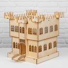 """Кукольный домик """"Крепость"""", с открытой стенкой"""