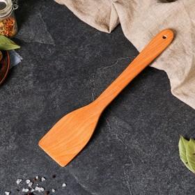 """Лопатка """"Прямая"""", 30,5 см, бук-премиум"""