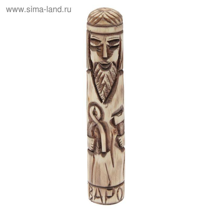 """Статуэтка-кумир """"Сварог"""", высота 23 см, кедр"""