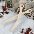 кухонные деревянные щипцы