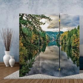 Ширма 'Лесная река', 160 × 150 см Ош