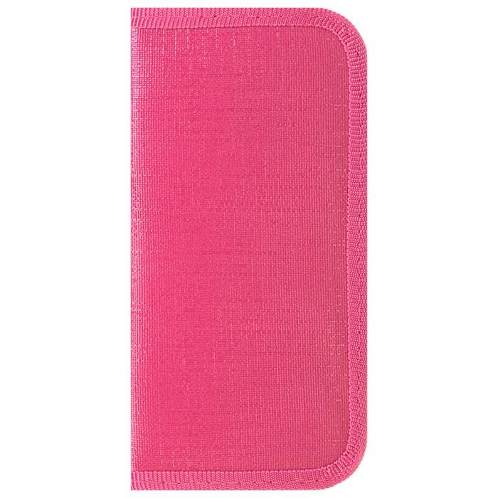 Пенал 1 секция розовый, 90 х 190, кож. заменитель, ПКЗ 02-51