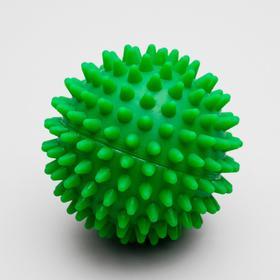 """Игрушка """"Мяч для массажа"""" №2, 8,5 см,  микс"""