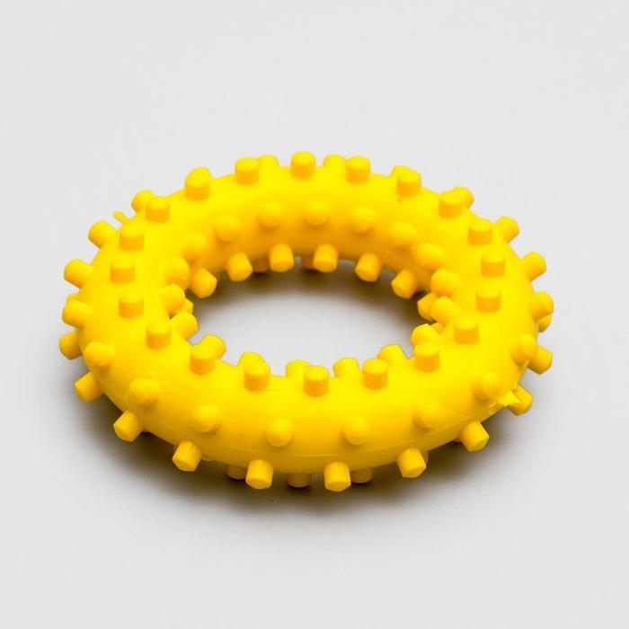 """Игрушка """"Кольцо с шипами №2"""", 6,6 см, микс"""