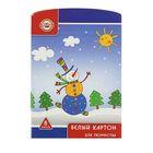 Картон белый А4, 8 листов Koh-I-Noor 210 г/м2, ламинированный FK-KIN-8408