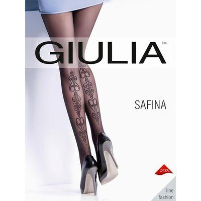 Колготки женские SAFINA 03 20 ден, цвет чёрный (nero), размер  3