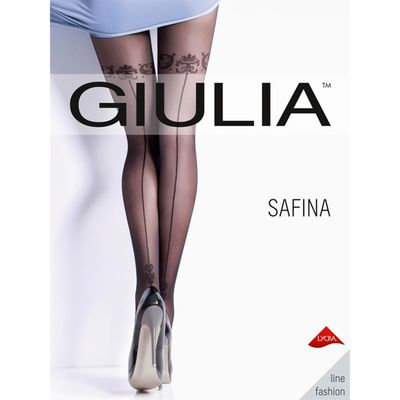Колготки женские SAFINA 05, размер 2, цвет медный (daino gul) 00000617980