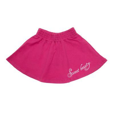 Юбка для девочки, рост 110 см, цвет фуксия Л623