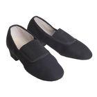 Туфли тренировочные, тканевые, модель №2, длина по стельке 20 см, цвет чёрный
