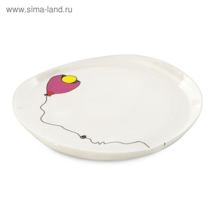 Круглая тарелка Codriez Eclipse, 28 см, 2 шт.