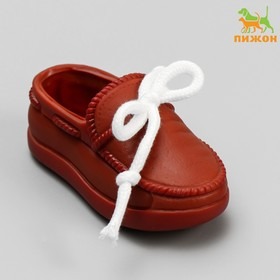 """Toy rubber rope """"Loafers"""", 13 cm"""