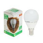 Лампа светодиодная Sky Lark, E14, G45, 7 Вт, 2700 K, теплый белый