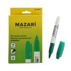 Маркер перманентный 2.0 мм MAZARI Harmony М-5001 зелёный