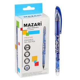 Ручка «Пиши-стирай» гелевая Prestige игольчатый пишущий узел 0.5 мм, стираемые синие чернила
