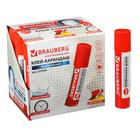 Клей-карандаш PVP 40 г BRAUBERG 222928
