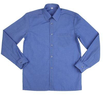 Сорочка для мальчика, рост 98-104 см (27), цвет океан  181