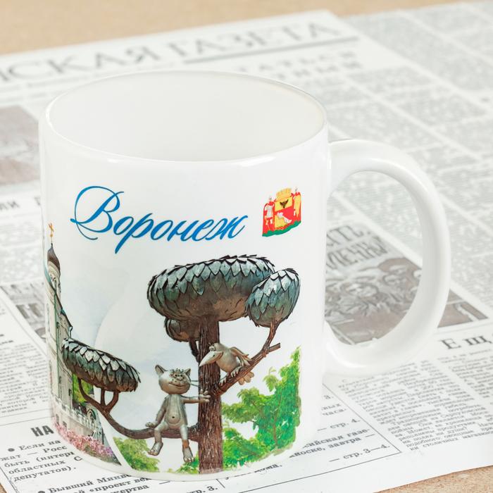 Кружка «Воронеж», 300 мл