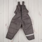 зимние брюки для новорожденных