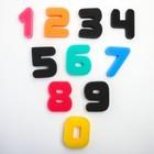 Купалки-мочалки «Цифры», набор 10 шт. - фото 105536618