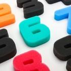 Купалки-мочалки «Цифры», набор 10 шт. - фото 105536619