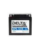 Аккумуляторная батарея Delta EPS 1218(YTX20-BS, YTX20H-BS)12V, 20 Ач прямая(+ -)