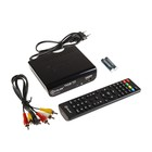 Цифровой эфирный тюнер D-COLOR DC910HD, HDMI, USB