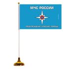 "Настольный флаг ""МЧС"""