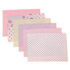 Набор самоклеящихся тканей «Летний день», 21 × 29.5 см