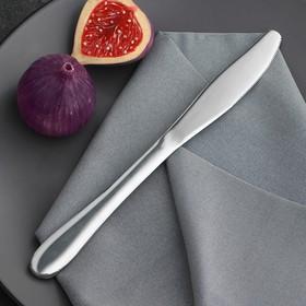 Нож столовый 23х2 см