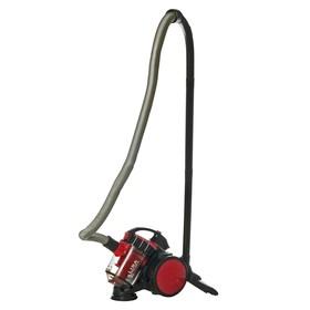Пылесос LIRA LR 1004, 1800 Вт, мощность всасывания 350 Вт, 2 л, красный
