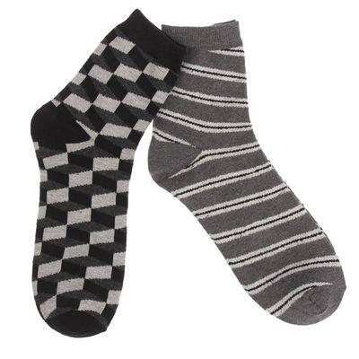 "Set of men's socks (2 pairs) ""Classic"" R-R 27-29 , 80% CL.,15% p/a, 5% El."
