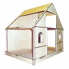 """Кукольный домик """"Девичник"""" для раскрашивания с мебелью"""