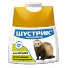 "Зоошампунь АВЗ ""Шустрик"" для хорьков, увлажняющий и дезодорирующий, 100 мл"