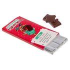 Обертка для шоколада «Дева», 8 х 15.5 см