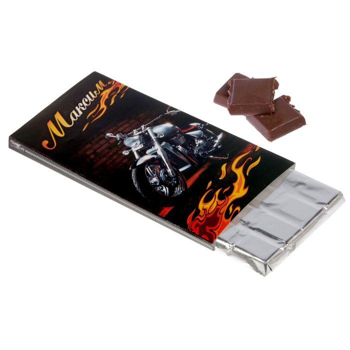 Обертка для шоколада «Максим», 8 х 15.5 см