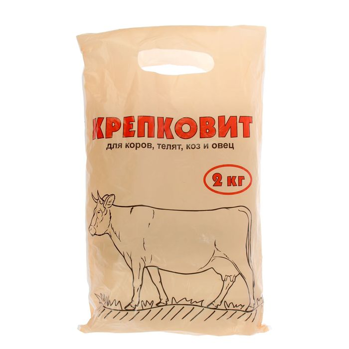 "Крепковит ""Ваше хозяйство"" для КРС, 2 кг"