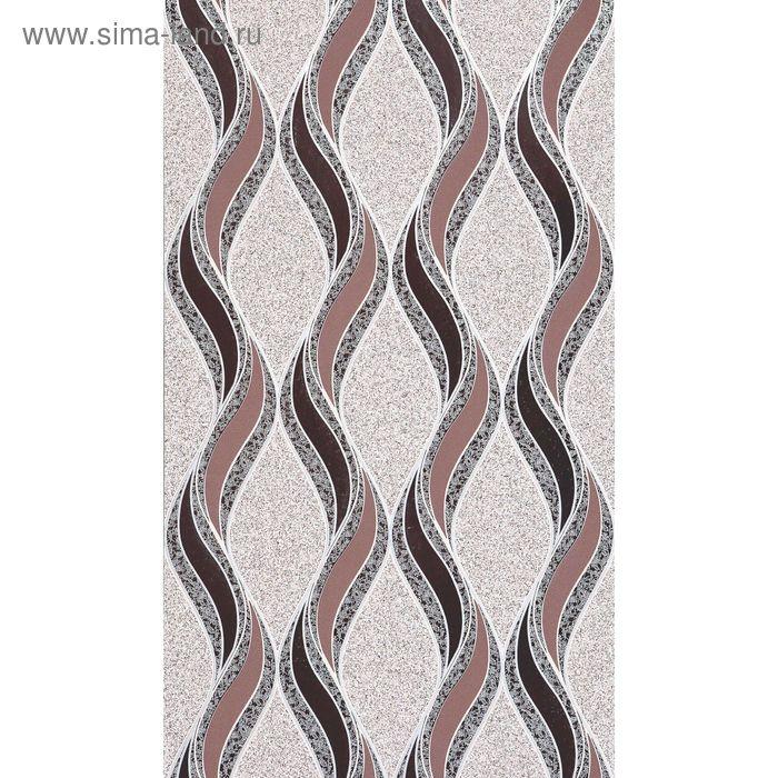 Обои виниловые на флизелиновой основе Индустрия 161025-13 vernissAGe коричневый 0,53x10м