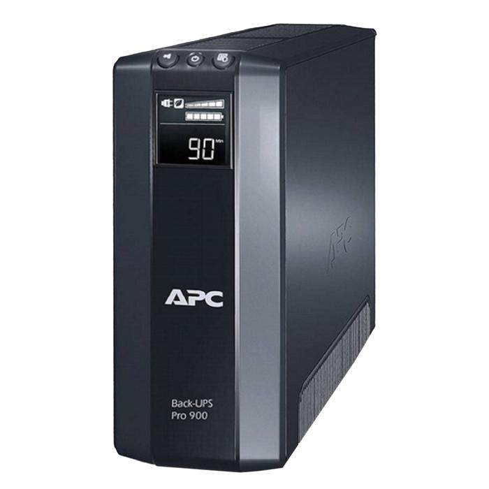Источник бесперебойного питания APC Back-UPS Pro BR900GI, 540 Вт, 900 ВА, черный